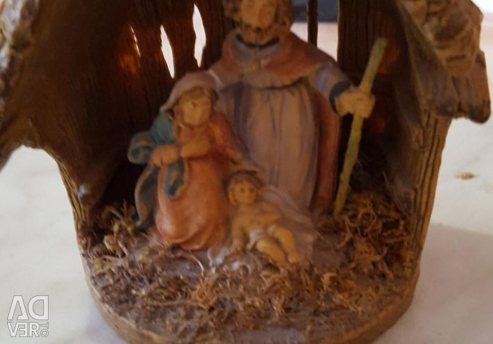 İtalya'da yapılan İsa Mesih'in doğuşu,