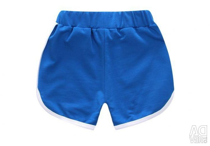 Baby shorts for boy new☘️