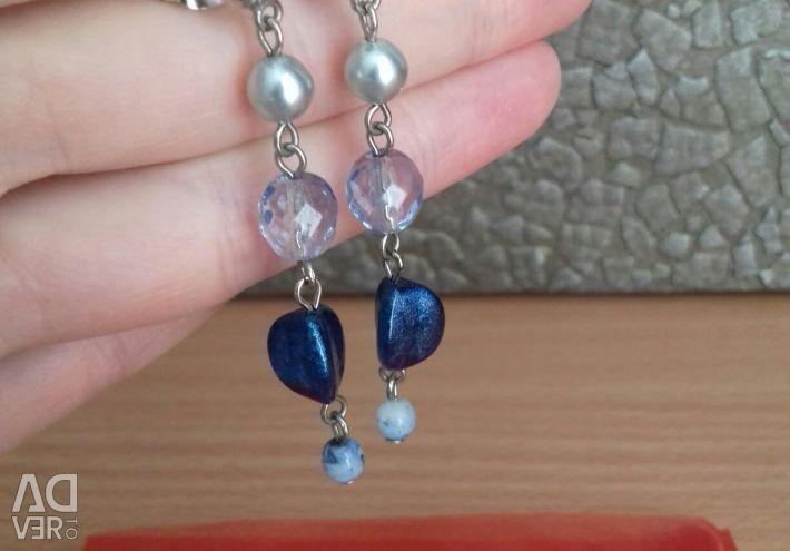 Bracelet + Selena Earrings