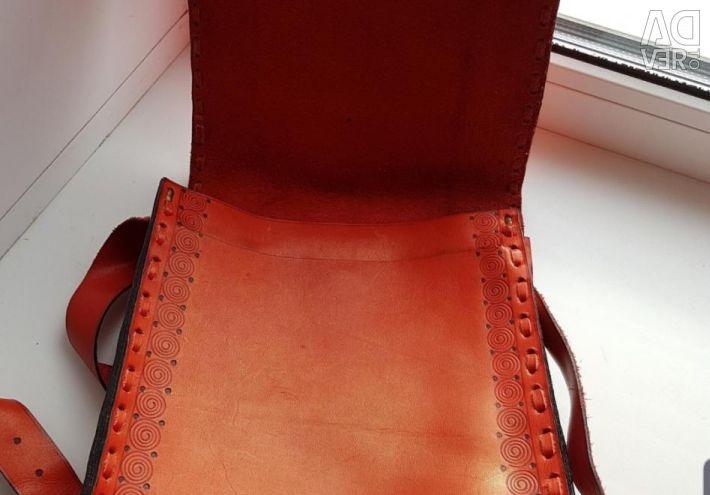 Handmade bag. ??? Bargaining