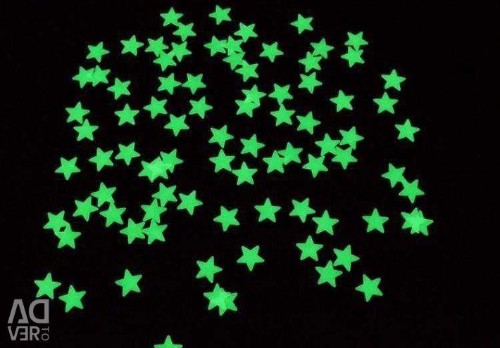Stele fluorescente pentru decor