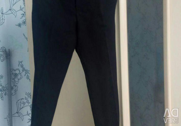 Villatte School Trousers Height 152