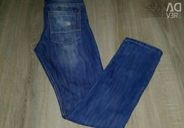 Jeans inaltime 152