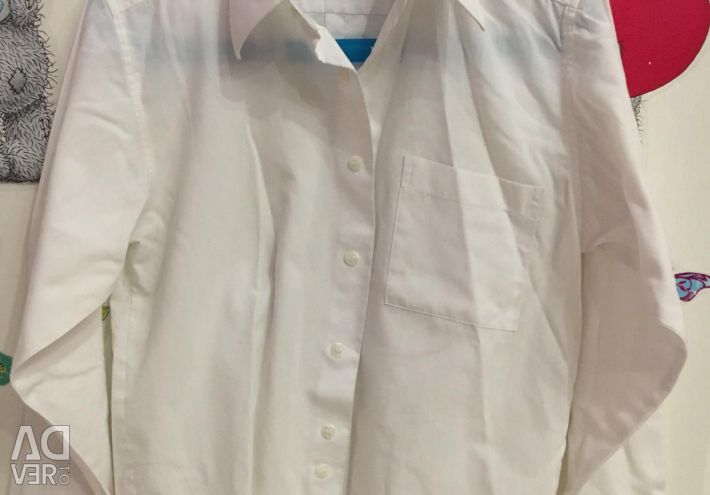 Bluz / okul gömlek 7-9 yıl