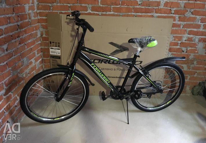 New bike Forward flash 26 1.0