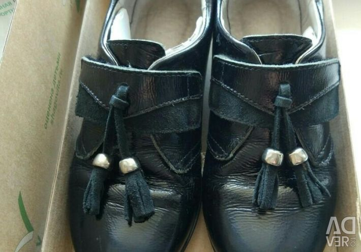 Leather shoes p.29