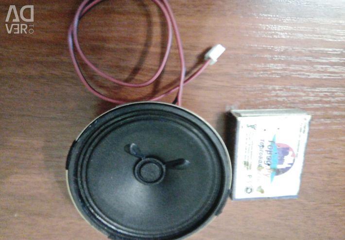 Difuzor KLS 3W 16 ohm