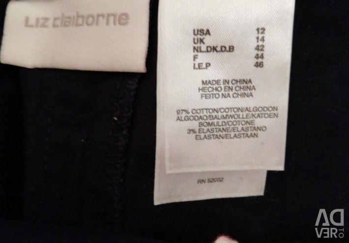 Юбка мини.джинсовая.