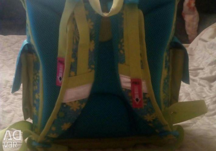 Frame backpack