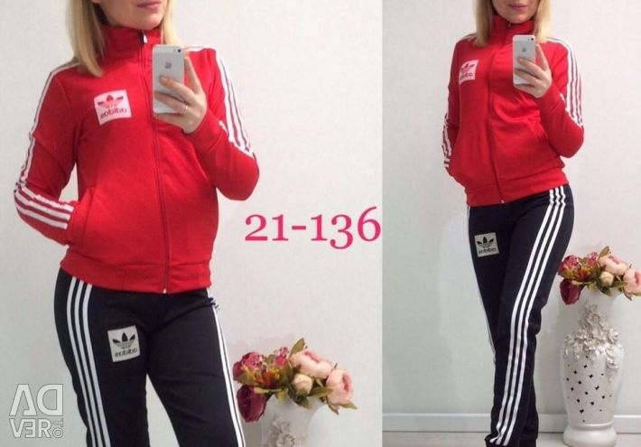 Tracksuits new