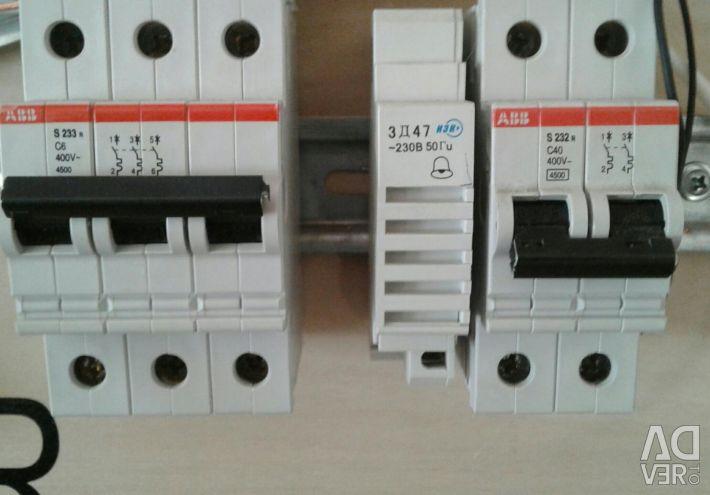 VA circuit breaker