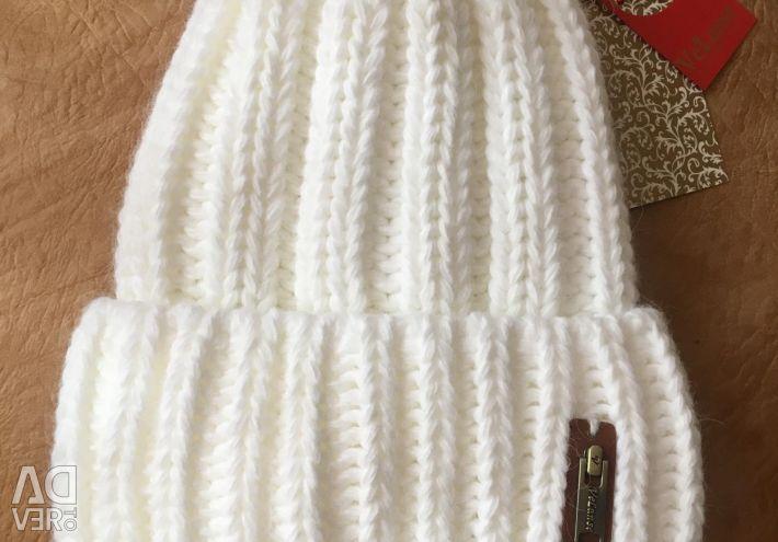Yeni, kış şapka