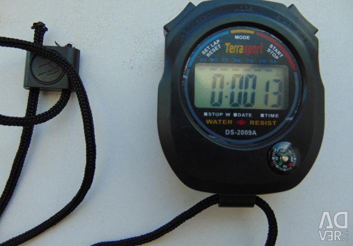 Stopwatch - compass