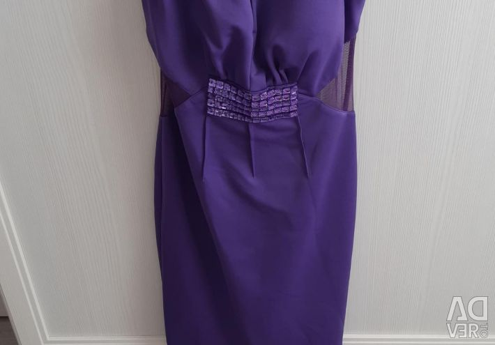The dress is ideal. Size 42 44