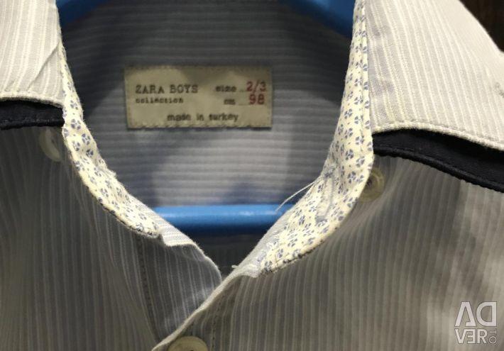 Nice shirt. Zara