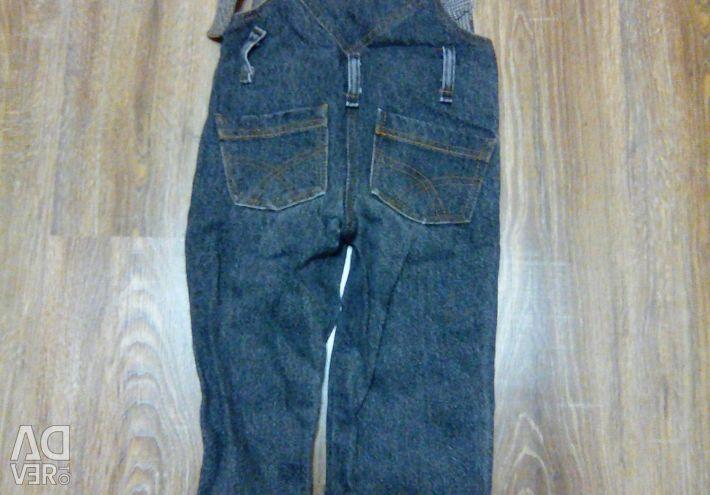 Semi-overalls jeans Gulliver
