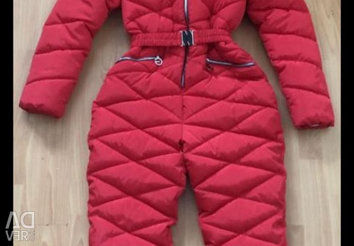 New winter women's jumpsuit