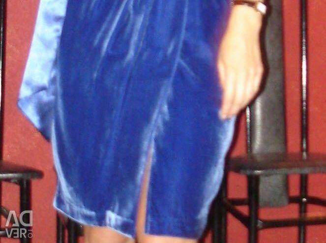Love Republik Dress velvet velor xs
