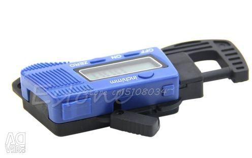 Digital micrometru linie de pescuit grosime grosime