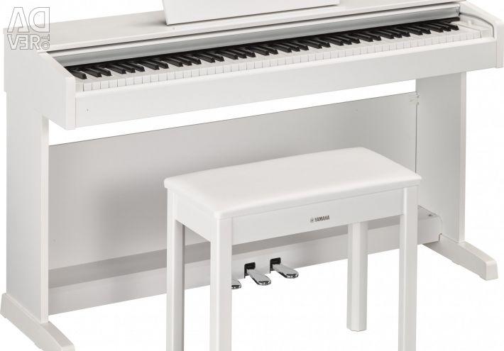 New digital piano Yamaha YDP-143