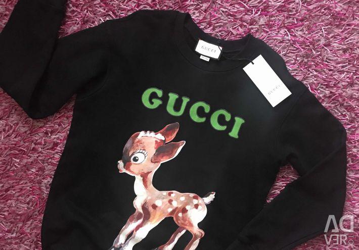 Gucci 🌹 Jachetă scurtă cu imprimare de moda, original, It