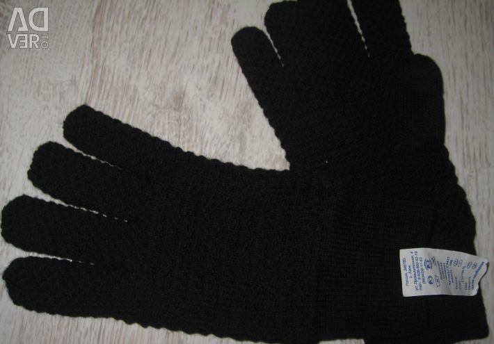 New men's wool gloves