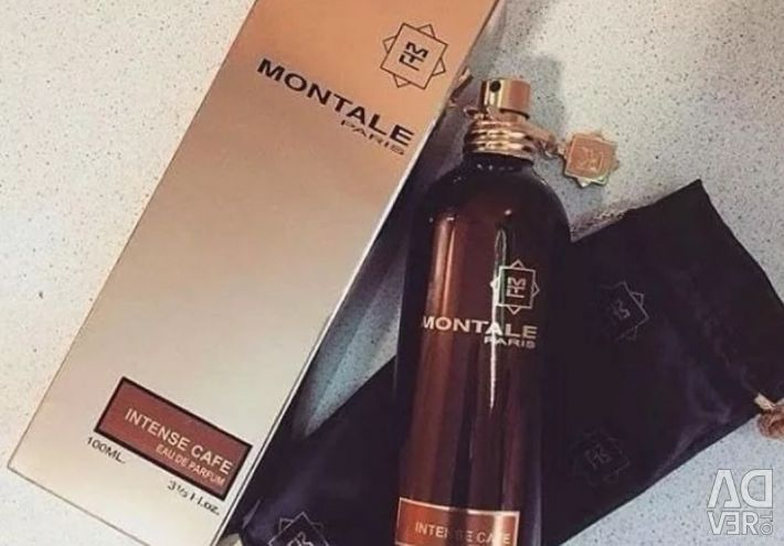 Parfum Montale Intence Cafe.