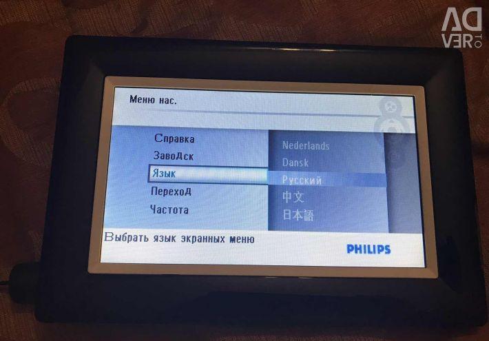 Philips ψηφιακή κορνίζα φωτογραφιών
