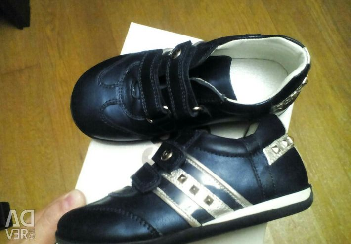Sneakers Missouri 25 Italy 16.5 cm as new