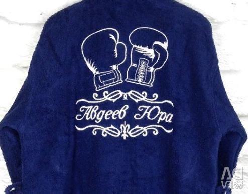 Bathrobe mahra boxer