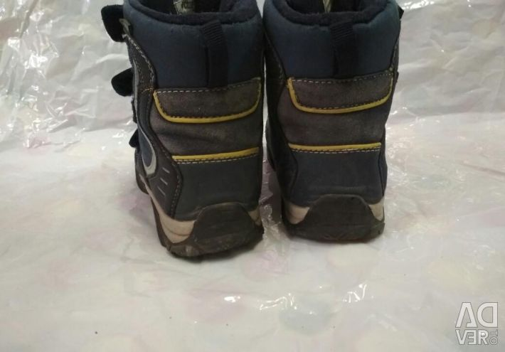 Термо ботинки flamingo 30 р