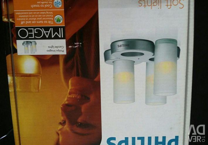 Φωτιστικό κεριών Philips