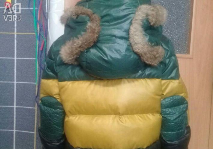 Jachetă jos pentru copii