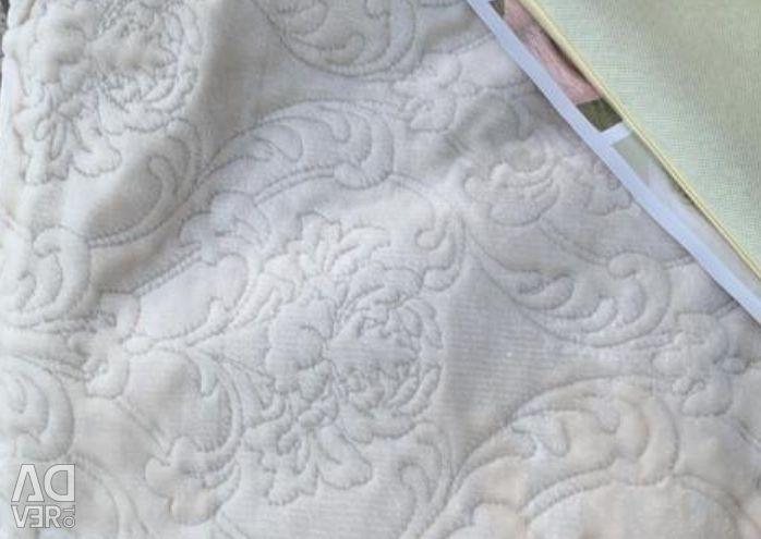 Reversible Plaid blanket Kenzo.