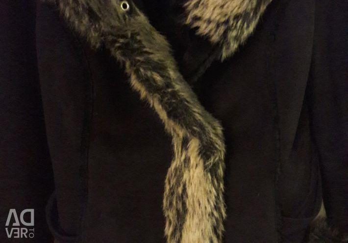Μπουφάν κοστούμι γούνα