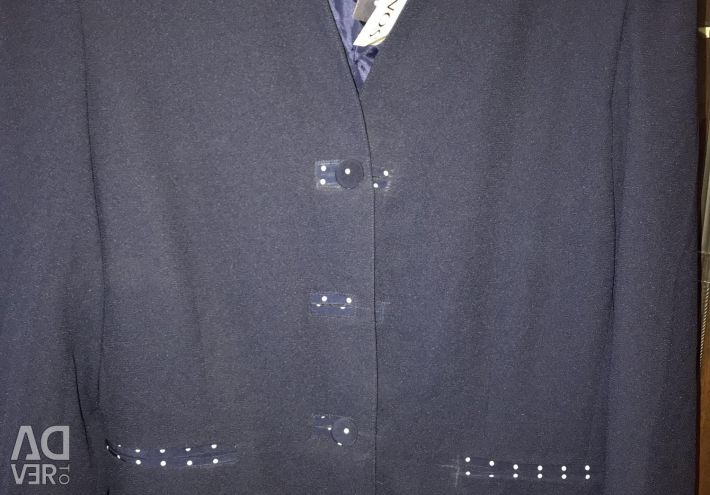 Пиджаки от 46 до 52