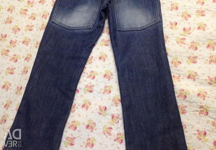 Heated Jeans for Boy 134