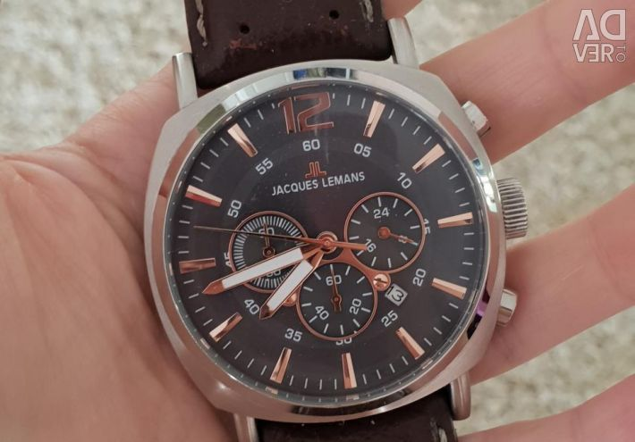 Men's watch Jacques Lemans