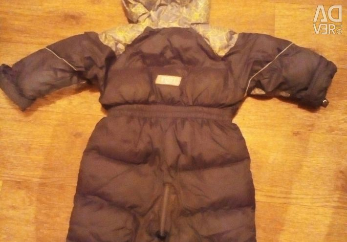 Overalls 1-2 years old