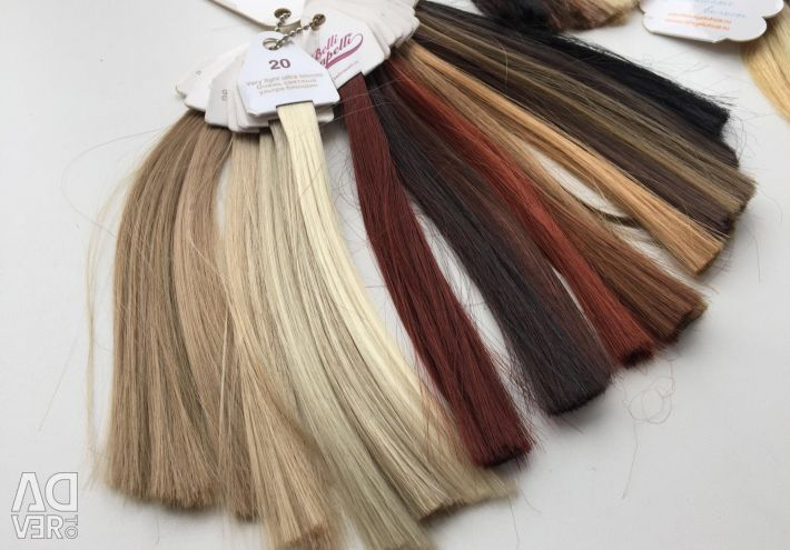 Palettes for hair extensions
