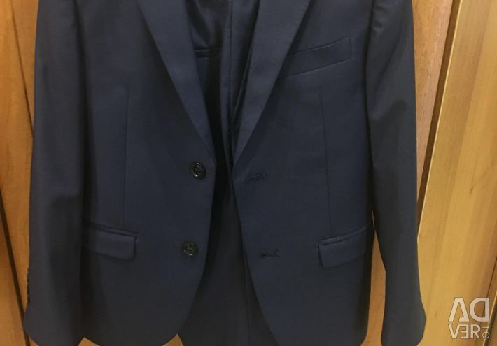 School suit (jacket, pants, vest)