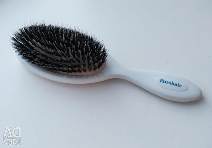 Hairbrush for hair