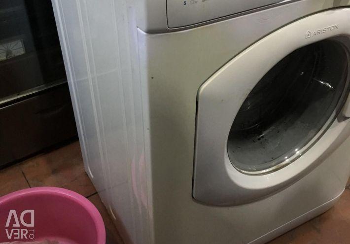 Πλύσιμο του Ariston 1000ob.