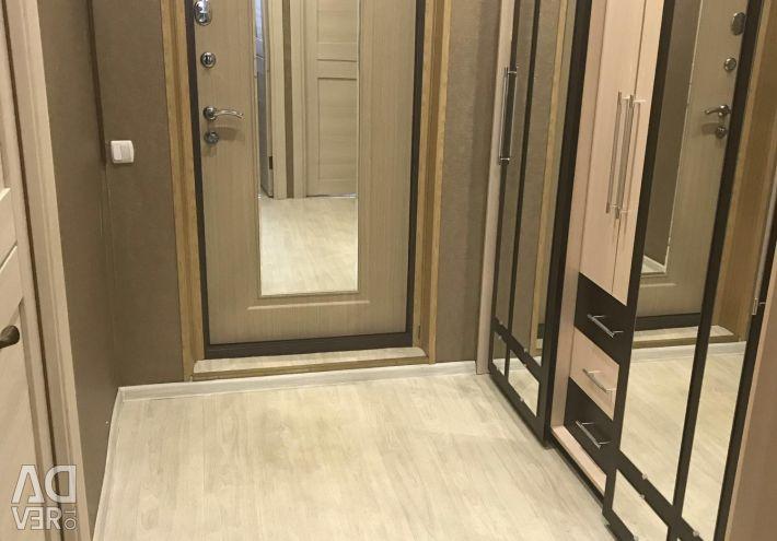 Квартира, 2 комнаты, 5.2 м²