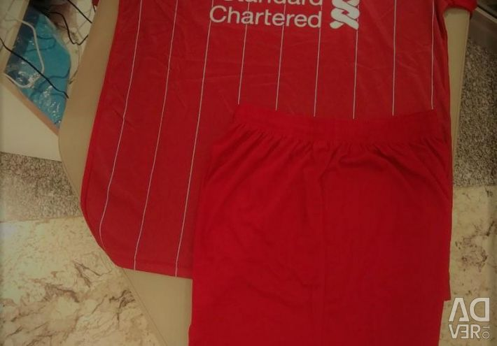 Football form Liverpool