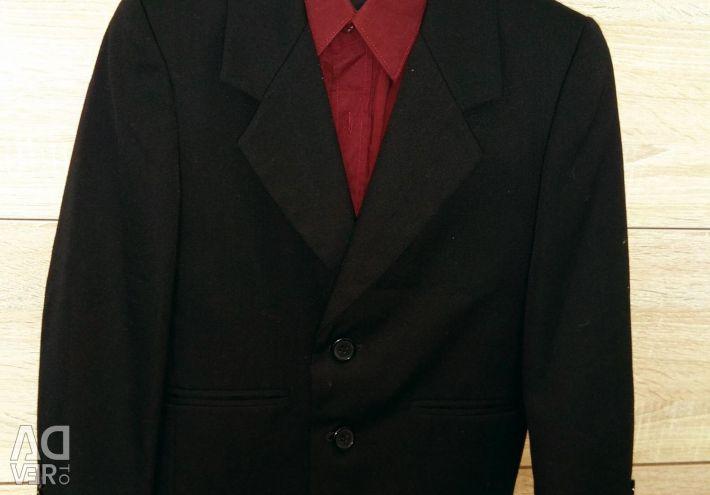 Jacket pentru înălțimea băiatului 120+
