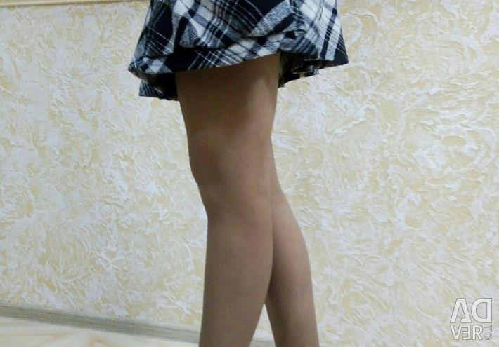 Warm skirt p.44-46