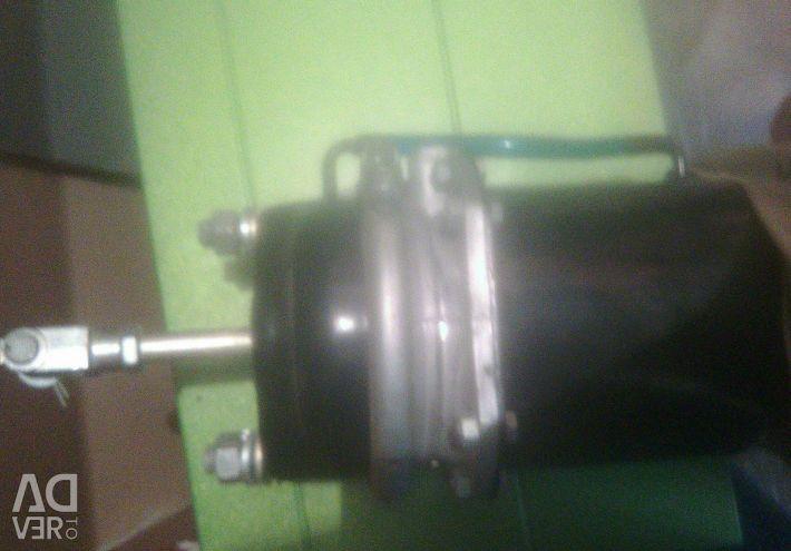 Енергоакумулятор новий КАМАЗ 5320