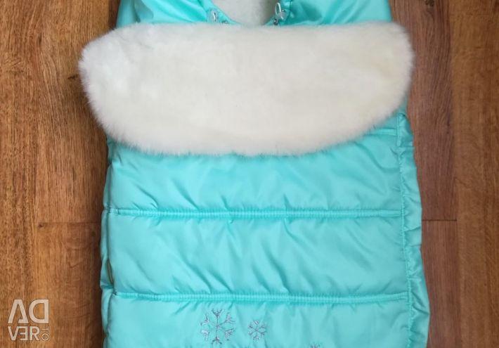 Winter Envelope TM Kroshkin Dom