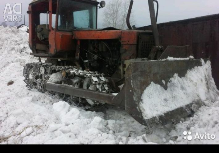 Tractor dt 75